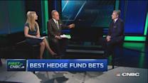Best hedge funds bets in 2015