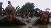 Dirty Fun: Michigan Park Becomes Mud Pit
