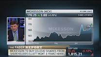 Faber: McKesson secures support for Celesio deal