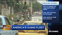America aging car fleet at record high