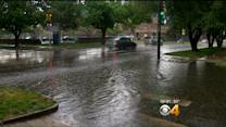 Denver Drains Have Difficulty Keeping Up With Constant Rain