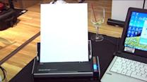 Fujitsu scanners offer paper-free lifestyle