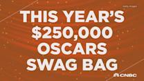 What's in this year's $250,000 Oscars swag bag?