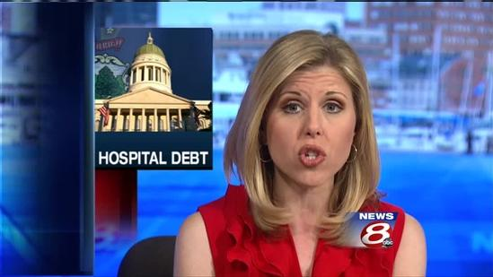 Showdown looms over Maine hospital debt plans