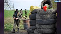 Ukraine, Russia Trade Blame For Eastern Shootout