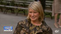 Martha Stewart Behaving Badly With Andy Cohen