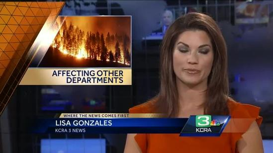 Rim Fire takes toll on local fire departments