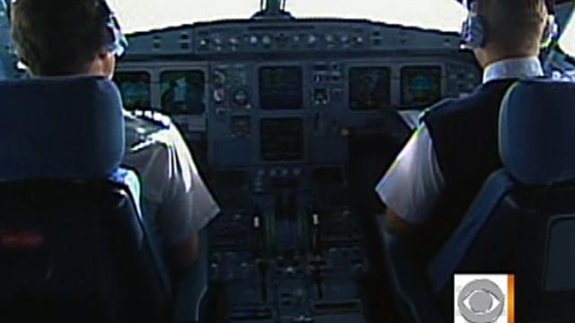 Study: Pilots rusty because of automation