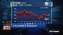 Cramer's Stop Trading: VF Corp
