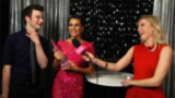 Video: Lea and Chris Share Post PCAs Plans - Couch and Downton Abbey!