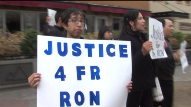 Protests Follow Decision To Oust Priest For Alleged Drinking Problem