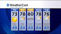 KDKA-TV Evening Forecast (8/14)