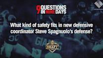 9 questions in 9 days: Best Safety for Spags' D?