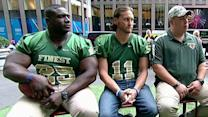 Meet 'The Finest': New show highlights NYPD football