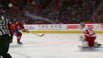 Pacioretty rips one in on the breakaway