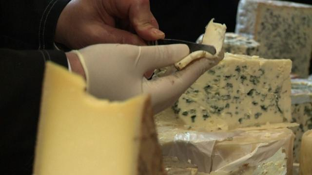 Hong Kong delights in international cheese festival