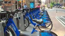 Citi bike share users top 1 million miles
