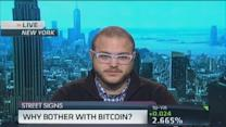 Companies get 'news story' if accept bitcoin: Pro