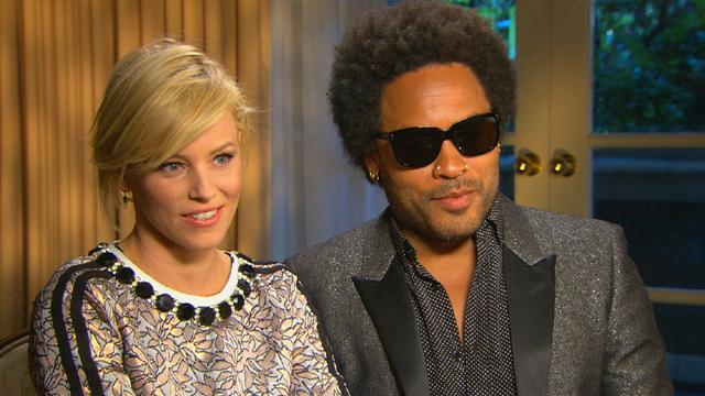 Elizabeth Banks And Lenny Kravitz Talk 'The Hunger Games: Catching Fire's' Outrageous Costumes