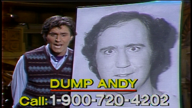 Election I: Andy Kaufman
