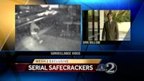 Safe crackers target stores in Brevard