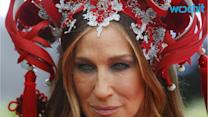Sarah Jessica Parker Burned up the Met Gala in a Fiery Headdress