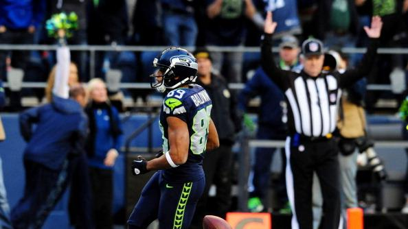 RADIO: Doug Baldwin talks 10-1 Seahawks