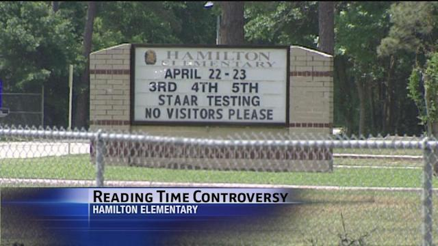Liberty Institute: Girl told not to read Bible in class