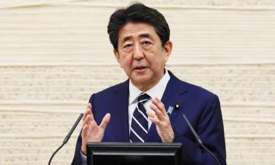 安倍:日本全面解除緊急事態