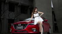 Lucy愛車-All New Mazda3 5D