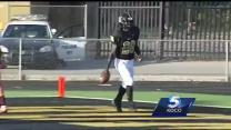 High school football: US Grant vs. Midwest City