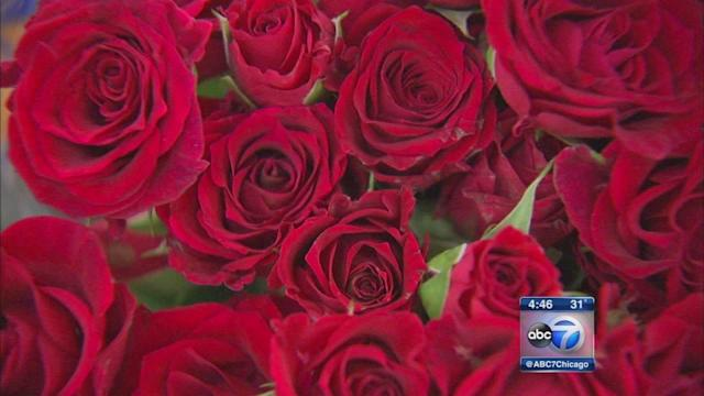 Valentine's flowers tips from your local florist