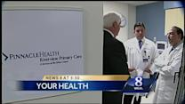Gov. Corbett gets criticism over healthcare plan