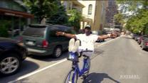 Viral: BMX Rider Puts New Spin on Citi Bikes