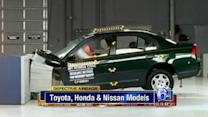Japanese, other automakers hit with air bag recall