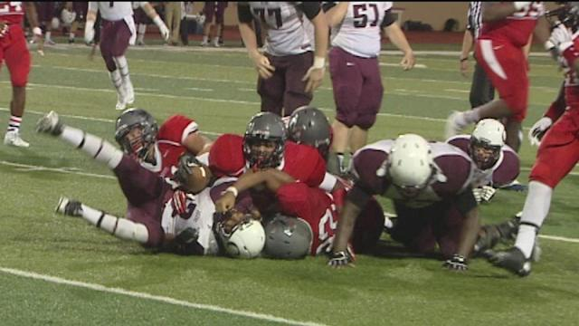 Manvel, Katy to face off in playoffs
