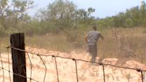 Officers volunteer to help guard U.S.-Mexico border
