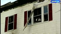 12 displaced in Manchester fire