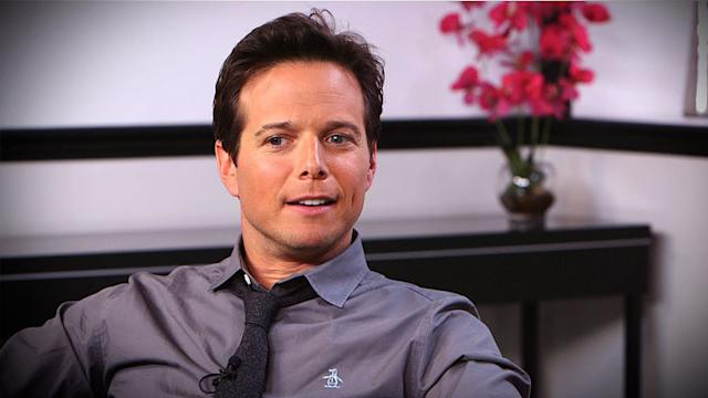 Scott Wolf Talks Joining Perception and a Party of Five Reunion
