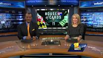House of Cards stars tout Maryland