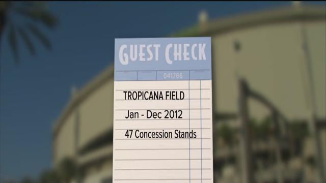 Dirty Dining: Critical violations found inside concession stands at Tropicana, Forum, and Ray Jay