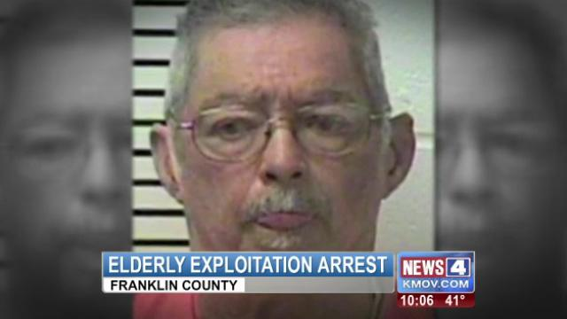 Police: Man bilks thousands out of elderly man for house down payment