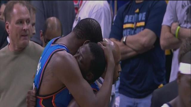 Jackson leads Thunder to Game 4 win
