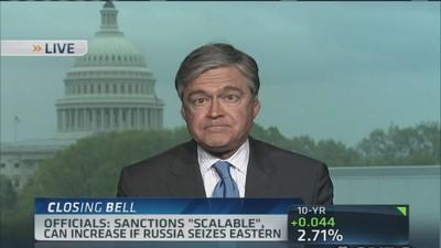 More sanctions on Russia unveiled