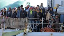 Hundreds of Migrants Believed Dead After Boat Capsized
