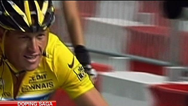 Armstrong apologises to Livestrong staff