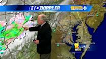 John updates chances for Saturday snow