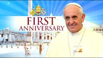 Vatican Marks First Year With Pope Francis