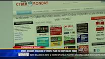 Cyber Monday: Millions plan to shop online