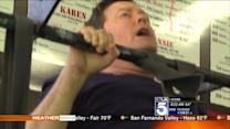 Producers Prank Anchor With Miley Cyrus CrossFit Video